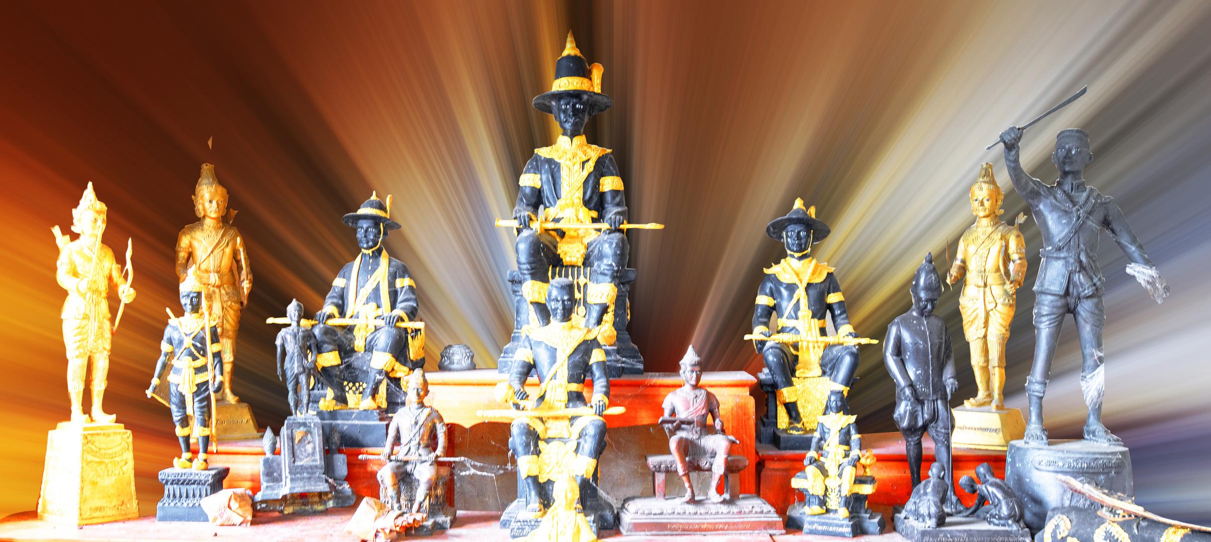 Dynastie royale thaïlandaise 02