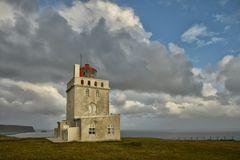 Dyrholaey Leuchtturm