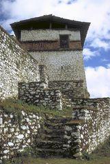 Dzong bei Lingshi