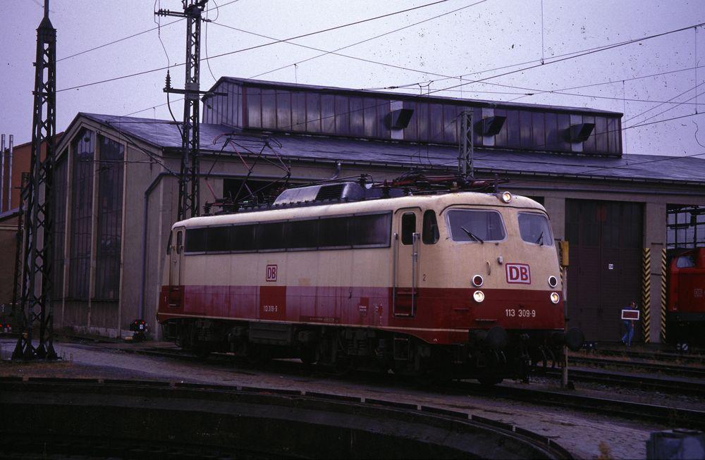 E 10 1309 TEE Lok/Rhenpfeil