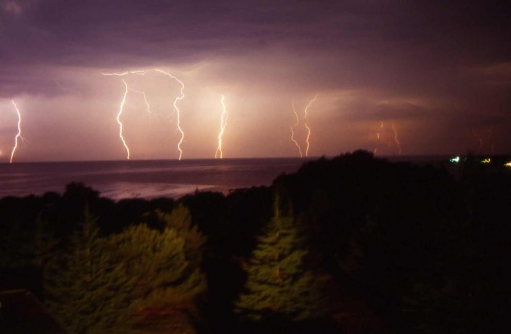 E' in arrivo la tempesta