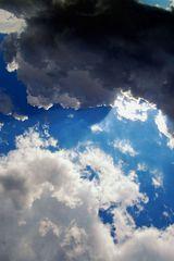 ..e le nuvole si avvicinano