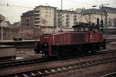 E-Lok Baureihe 160 005-5