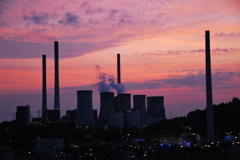 E-ON Kraftwerk Scholven #2