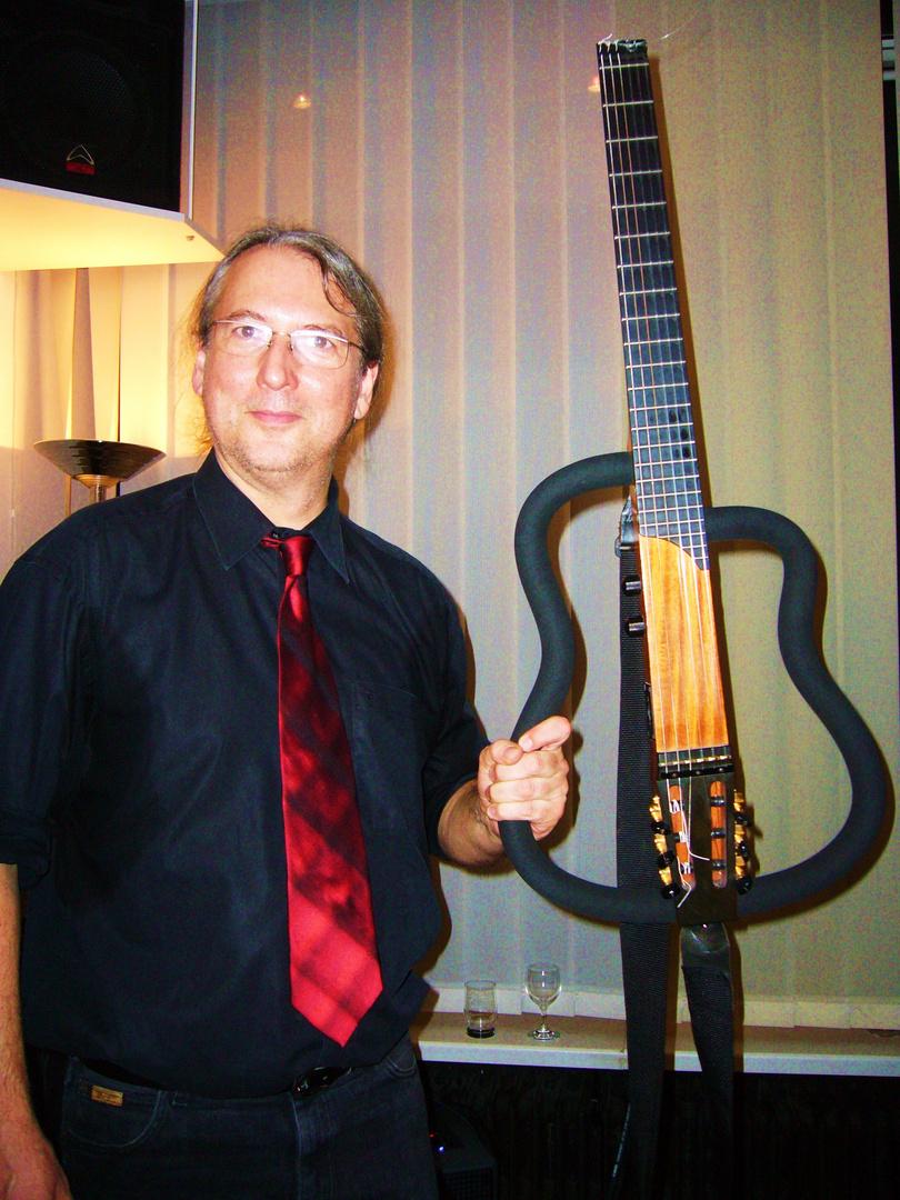 E - Rahmengitarre