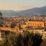 E' sera a Firenze (Es ist Abend in Florenz)