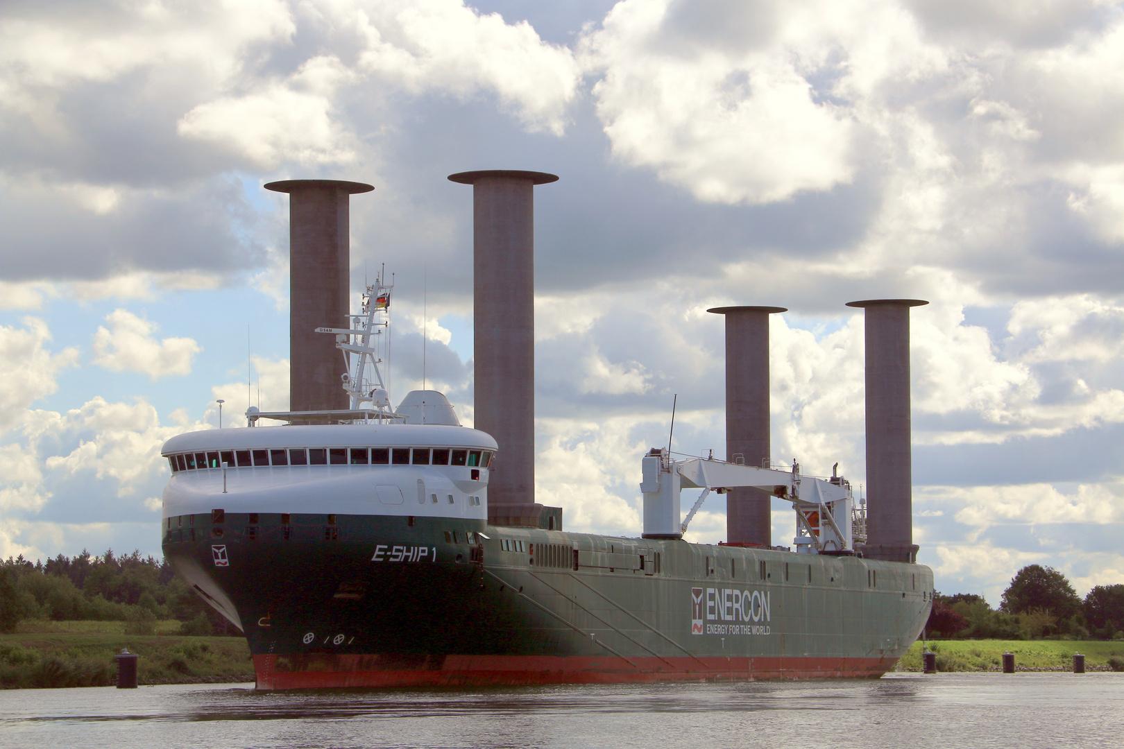 E Ship 1 Foto Bild Schiff Nok Verkehr Bilder Auf Fotocommunity