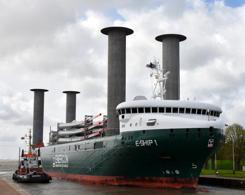 E Ship 1 Foto Bild World Deutschland Europe Bilder Auf