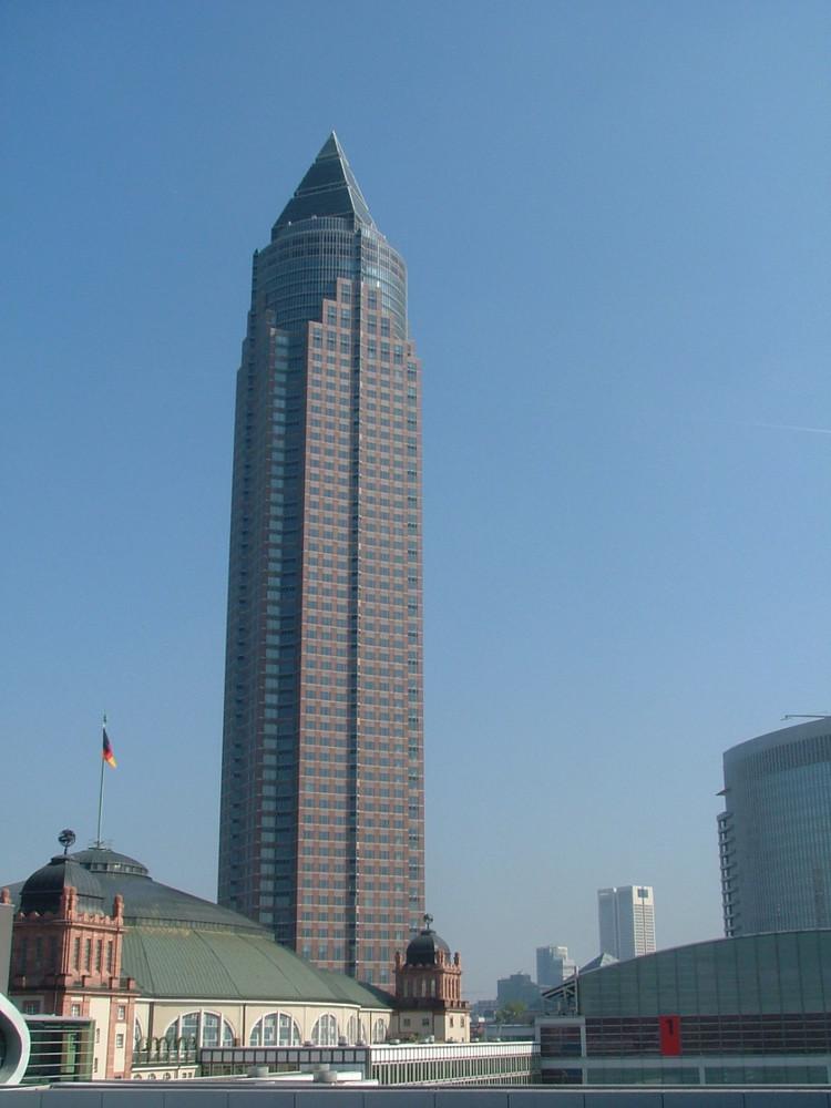 E Türmche in Frankfurt