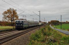 E10 im Herbst