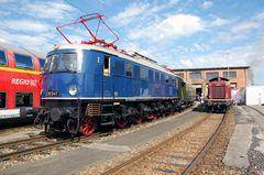 E18 047 und V100 1365