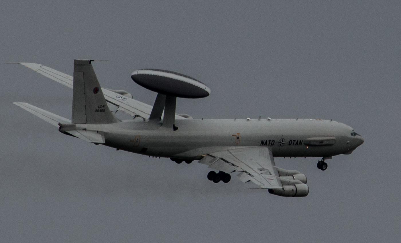 E3A AWACS Nato