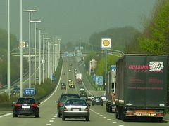 E40 in Belgien