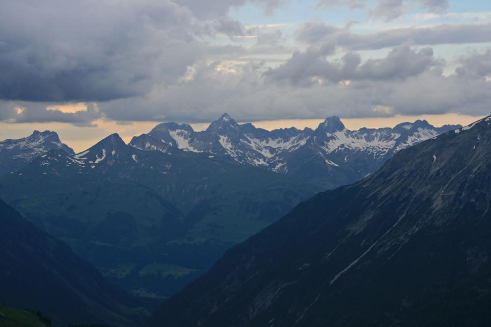 E5 - Allgäuer Alpen