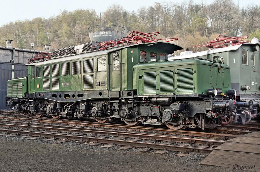 E94, das deutsche Krokodil