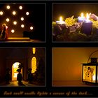 Each small candle......