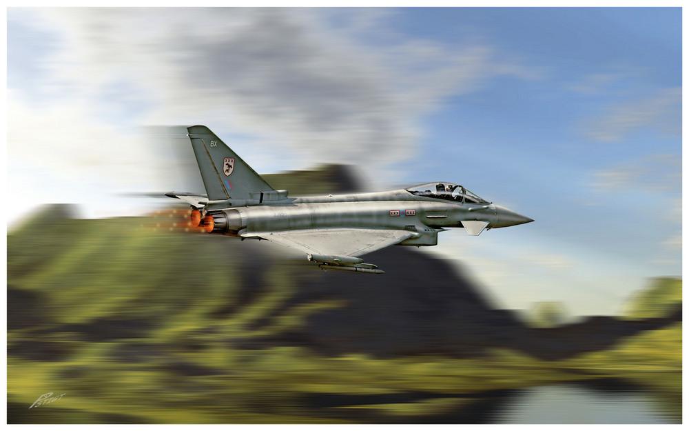 EADS (Eurofighter) Typhoon II