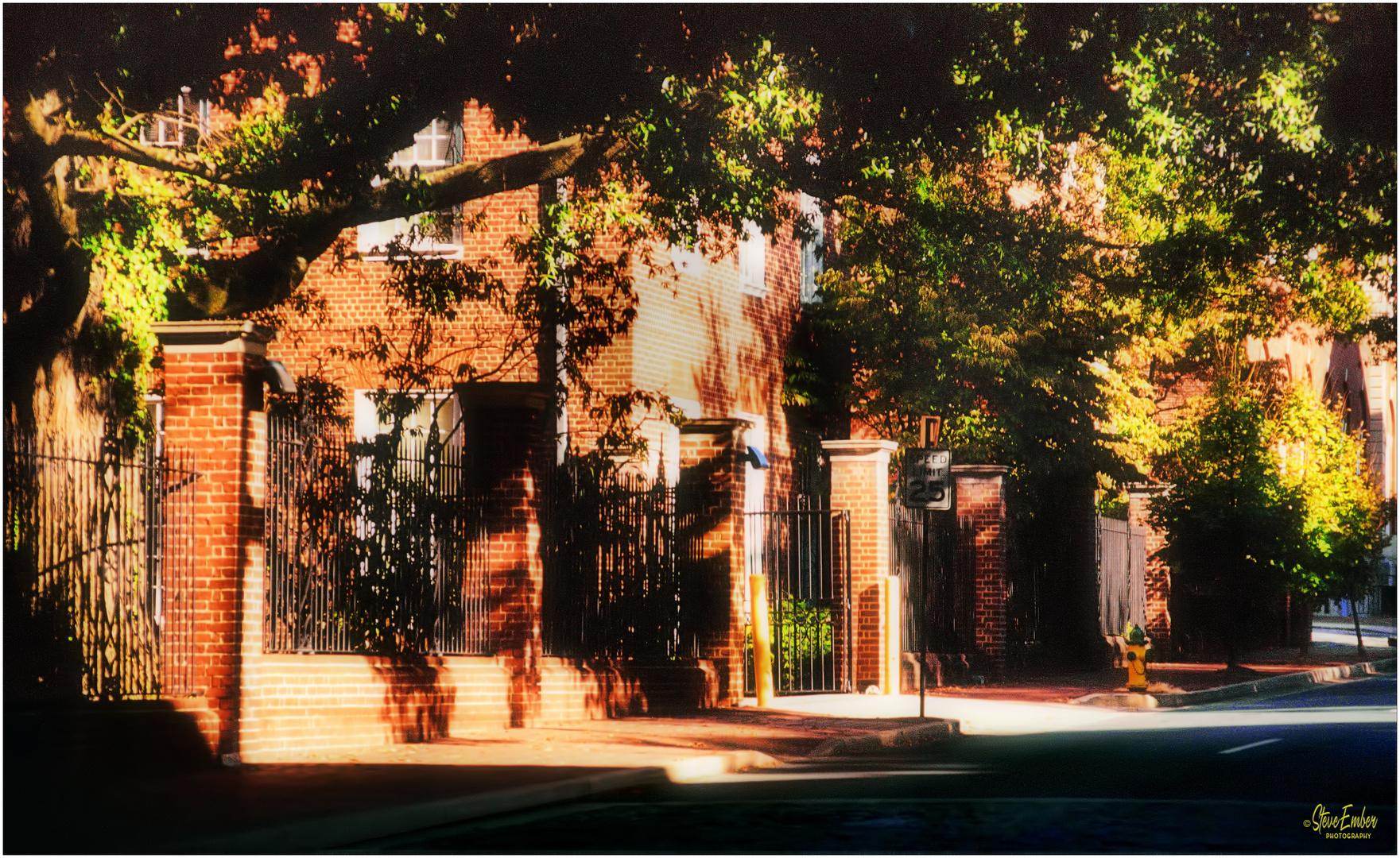 Early Autumn - An Annapolis Impression