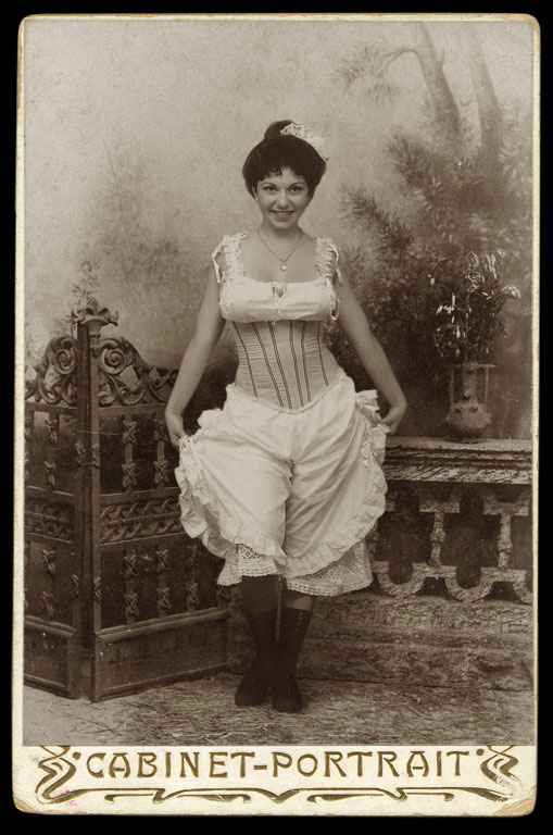 Early Glamour. 1880s.