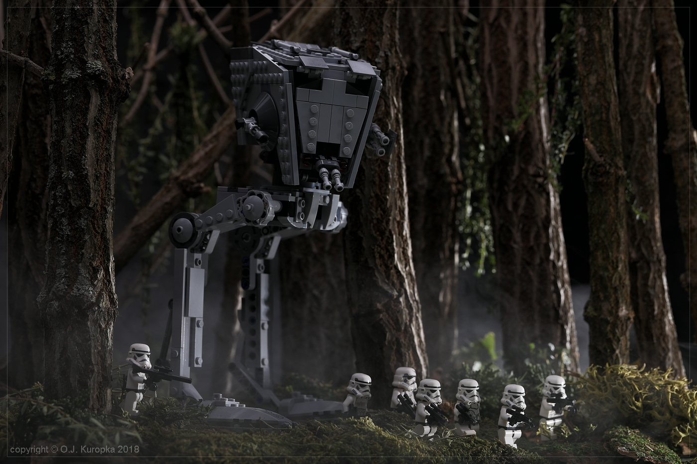 """""""Early Morning Battle of Endor"""""""