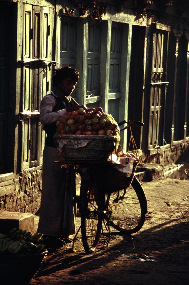 Early Morning, Kathmandu