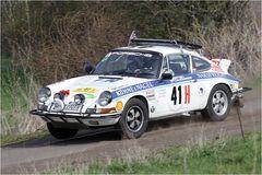 East African Porsche