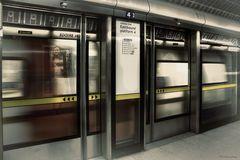Eastbound platform 4