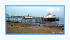 Eastbourne, Angleterre