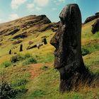 Easter Island - Moai