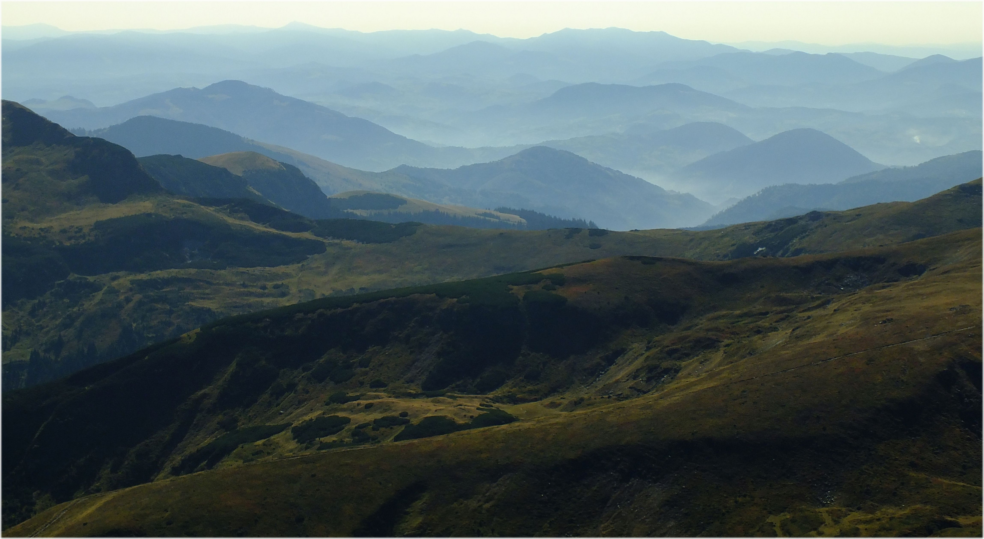 Eastern Carpathians