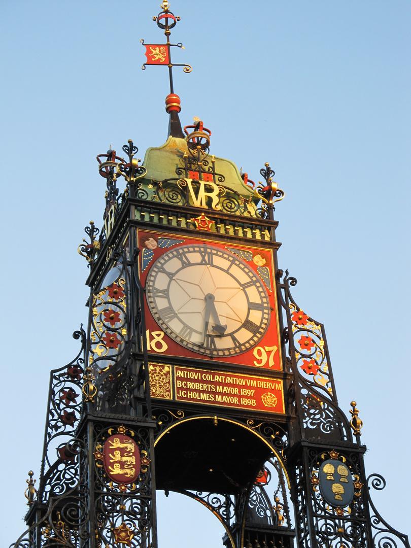 Eastgate Clock Chester