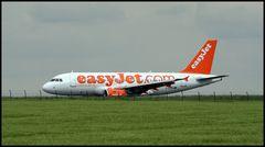 Easy Jet G-EZAO
