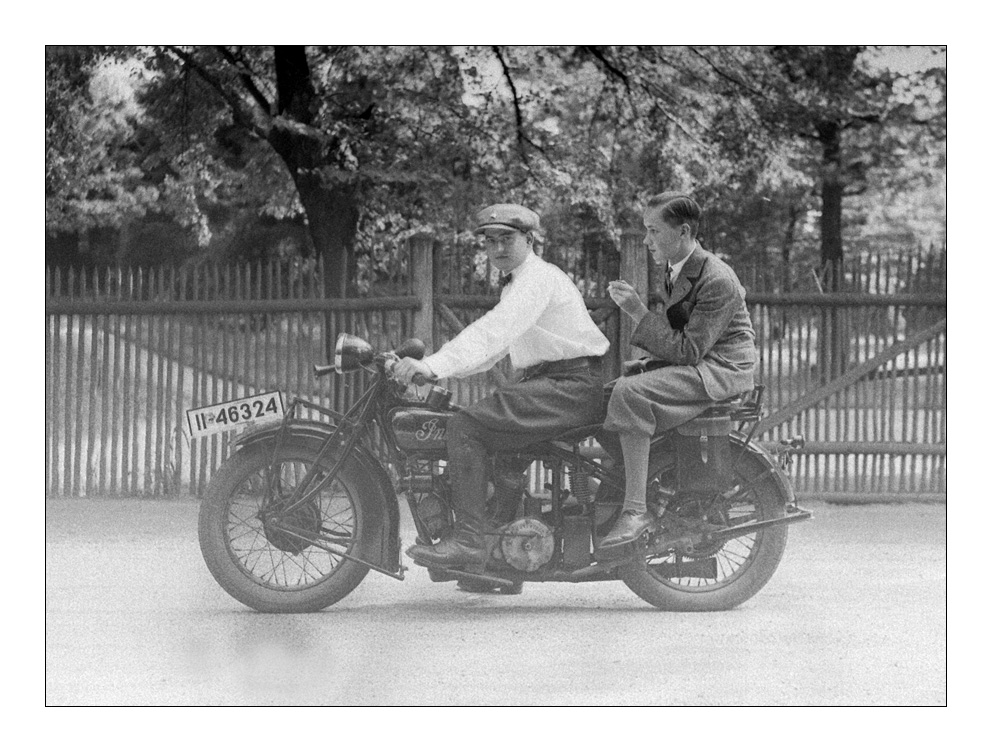Easy Rider 1926