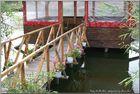 Eating On The Lake...in Karnobat, Bulgaria-September, 2006.