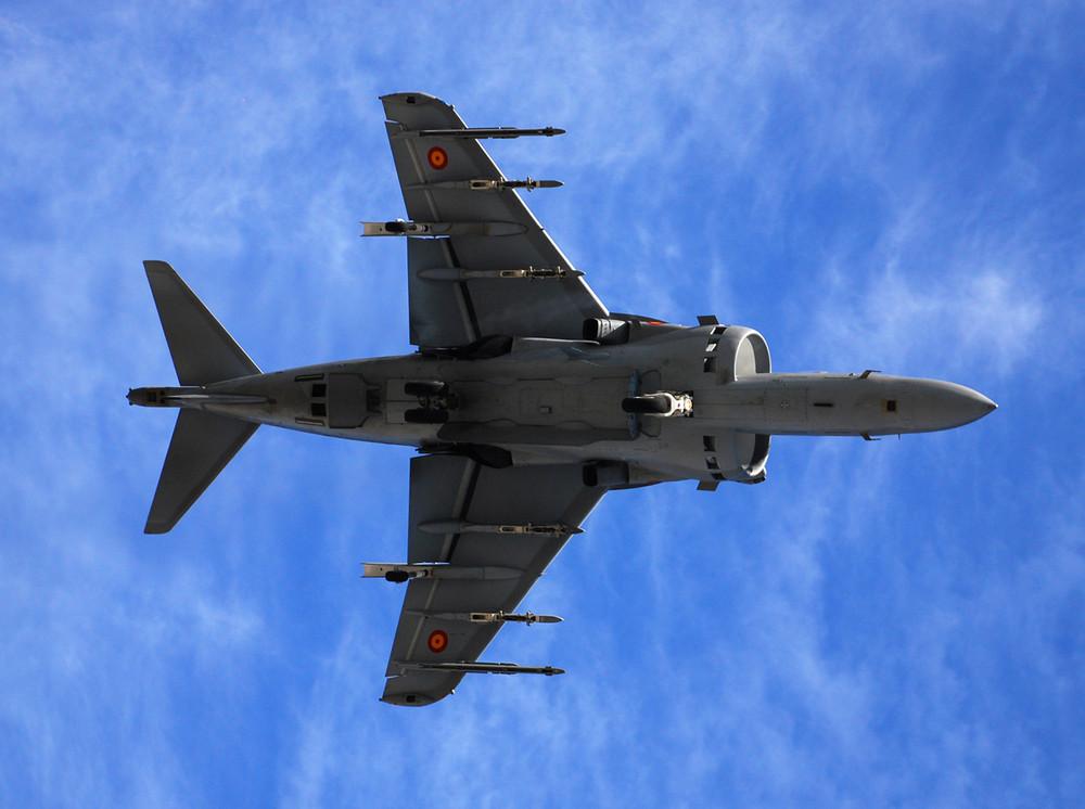 EAV-8B Harrier II+ (VA.1B-29 / 01-919)