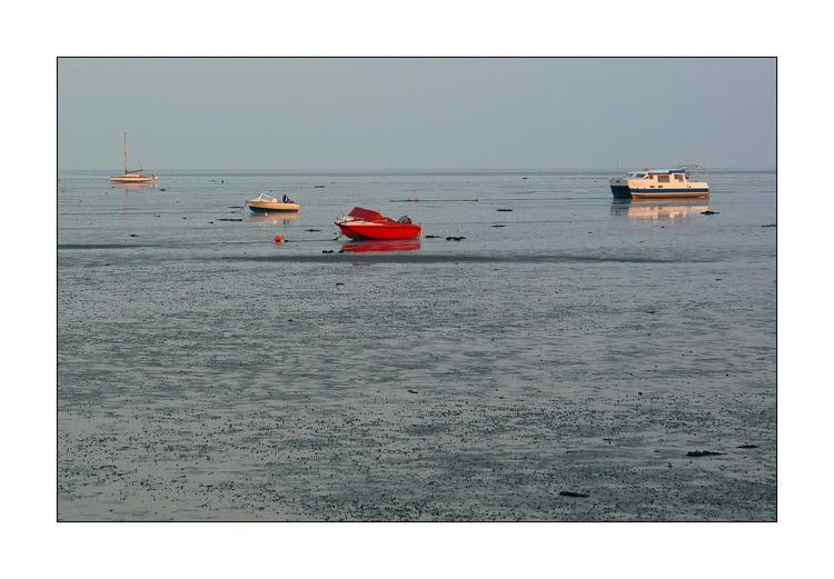 Ebbe / low-tide
