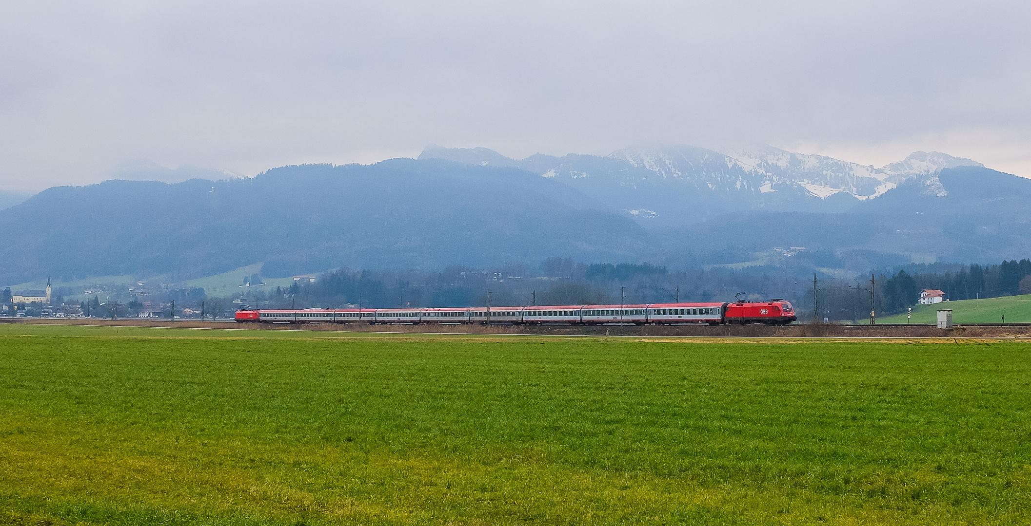 EC 112 bei Bernau