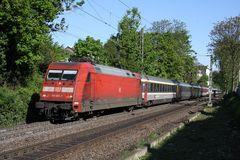 EC 7 nach Chur..
