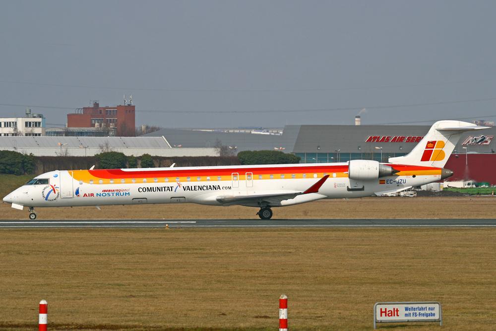 EC-JZU - Air Nostrum
