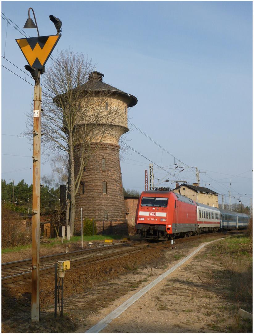 EC und alter Wasserturm