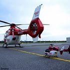 EC135 Christoph43 und meine BK117