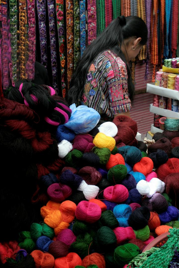 Echeveaux multicolores