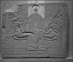 echnaton und nofretete und ihre kinder