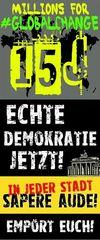 Echte Demokratie jetzt
