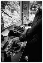 Echte Handarbeit - S-Bahn-Fahren 1938 - 1990er