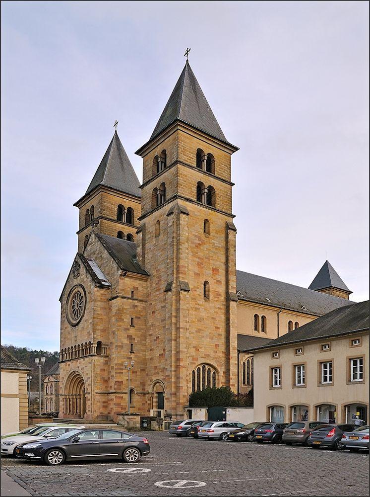Echternach - St.-Willibrord-Basilika