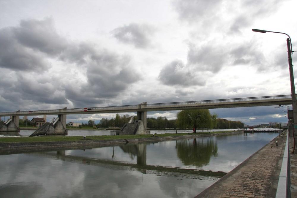 Ecluse d'Ablon sur Seine (94)
