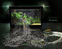 Ecoline Model Schreibtischpfütze