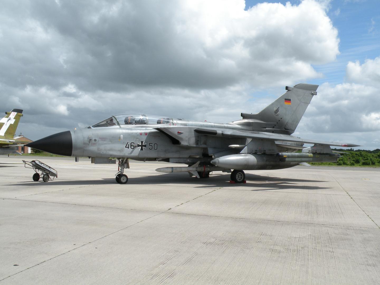 ECR-Toni zu Besuch beim JG 71