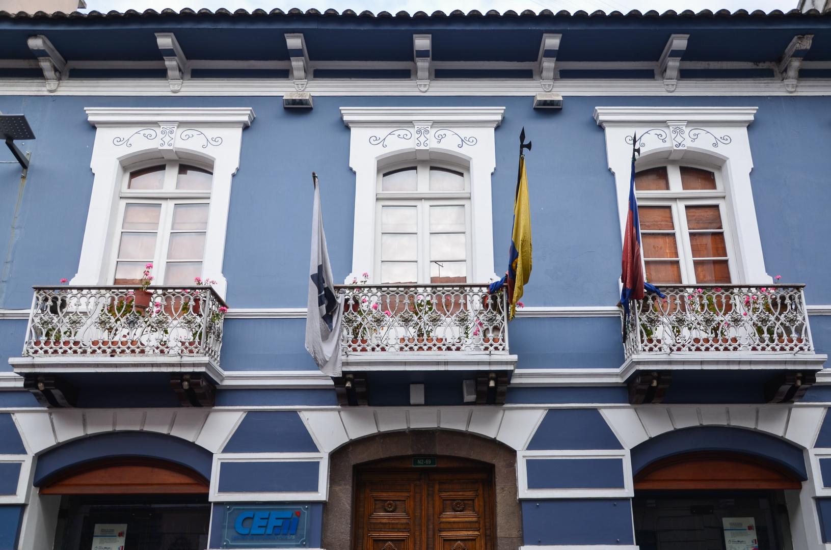 Ecuadors schönste Fassaden III